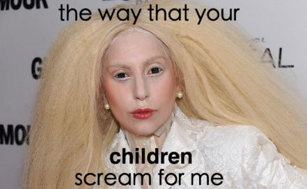 gaga children