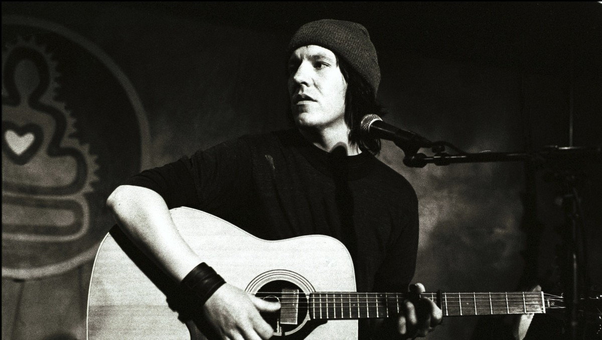 Elliott Smith and the Artist