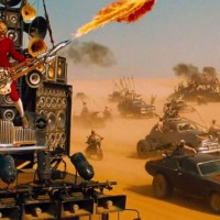 Album Review: Junkie XL, 'Mad Max: Fury Road OST'